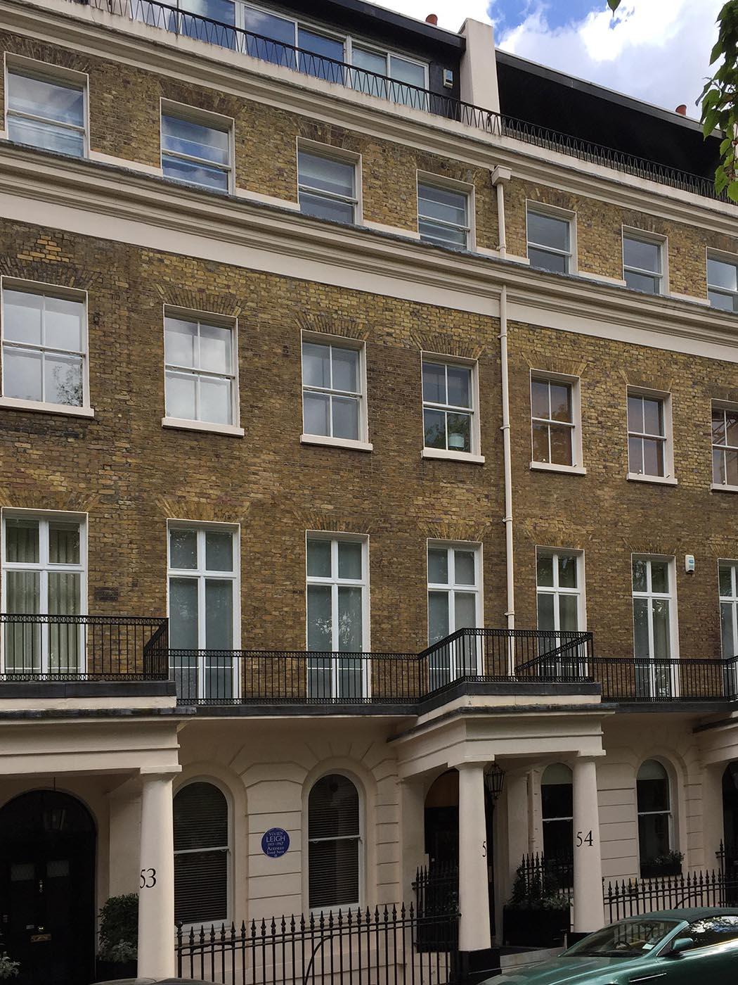 Eaton Square Apartments London